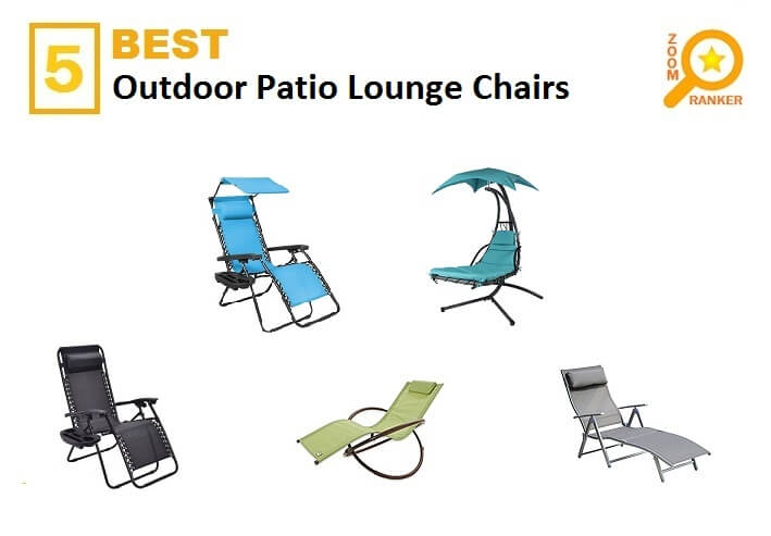 Best Patio Chairs for 2018 (Updated 2019)