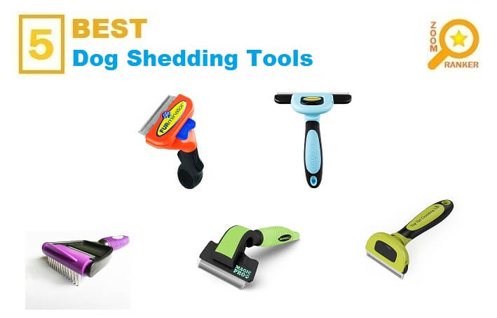 Best Dog Shedding Tools 2018 (Updated 2019)