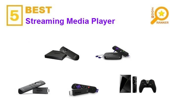 Best Streaming Media Players 2018 Zoomranker