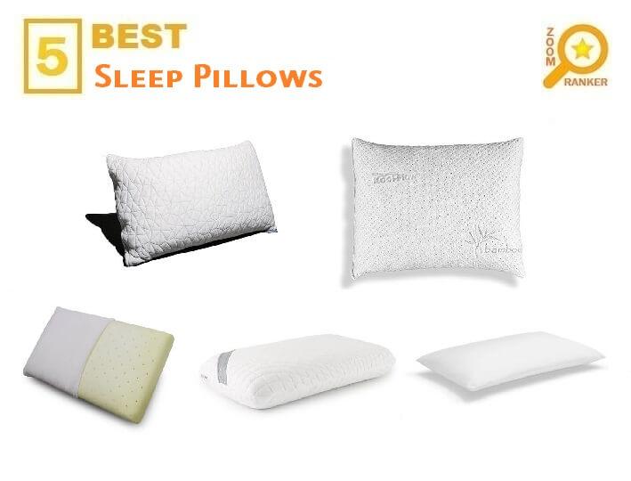 The Best Sleep Pillows For 2018 Sleep Pillows Review