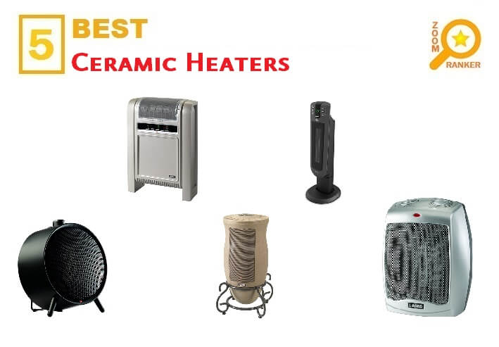 Reviews of the Best Affordable Ceramic Heaters to Buy 2019