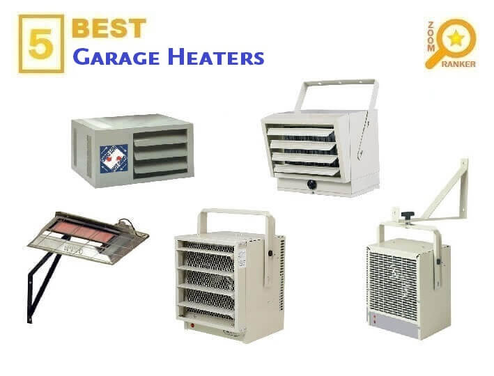 [2019] Best Garage Heaters