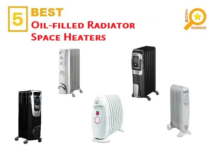 The Best Oil Filled Radiators for 2018 (Reviews)