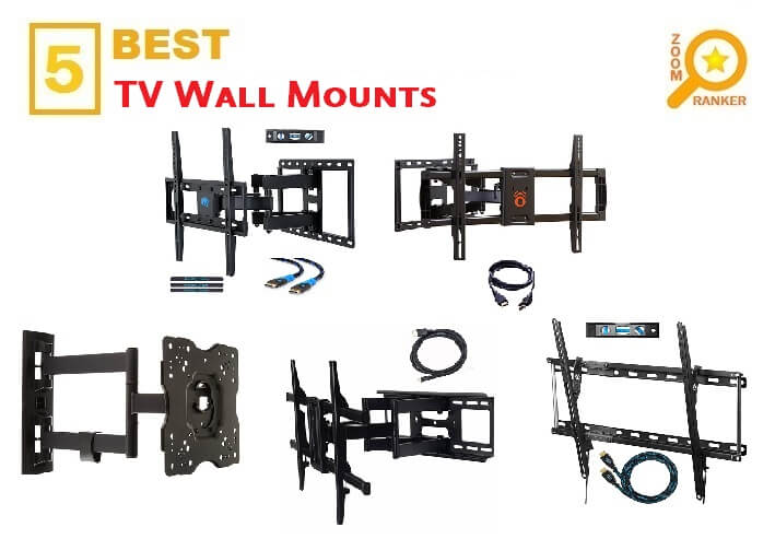 The Best TV Wall Mounts for 2018 - TV Wall Mounts Review
