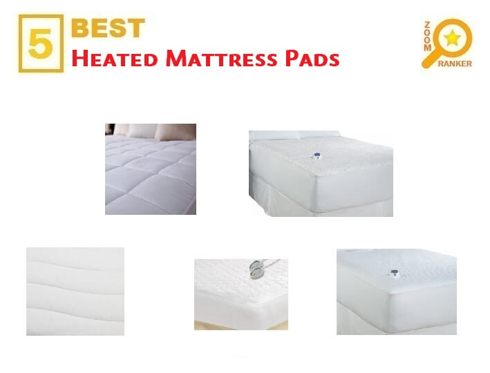 Best Heated Mattress Pads 2018 (Updated 2019)