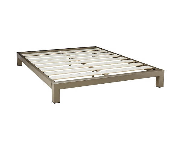 Stella Metal Platform Bed