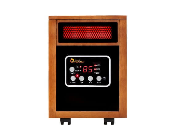 The Dr Infrared Heater Portable Space Heater