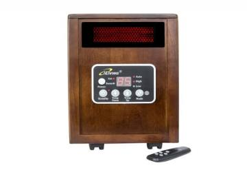 The iLIVING Infrared Portable Space Heater