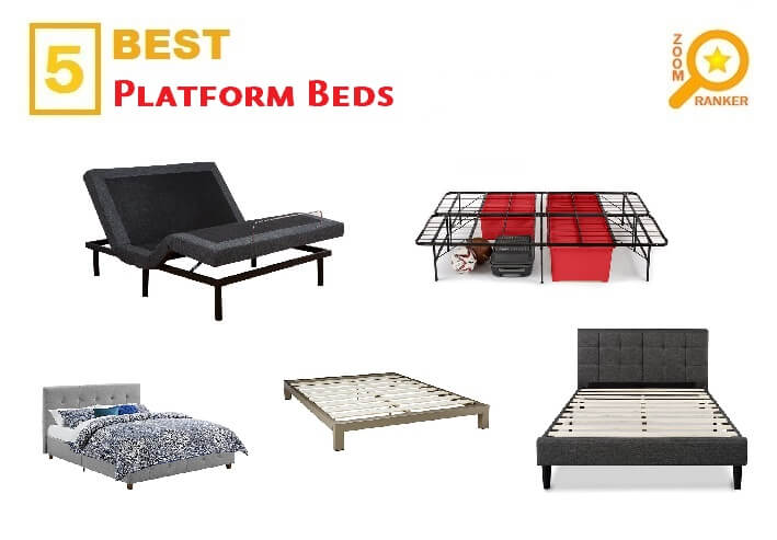 Best Platform Beds 2018 (Updated 2019)