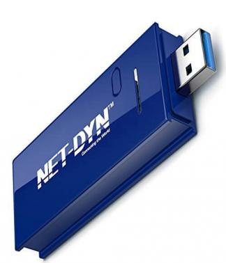 The Net-Dyn AC1200 - Top Dual Band