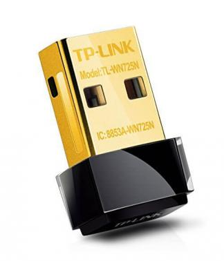 The TP-Link N150 - Best Small Wireless Adapter