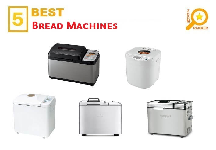 Reviews of the Best Affordable Bread Machines To Buy 2019
