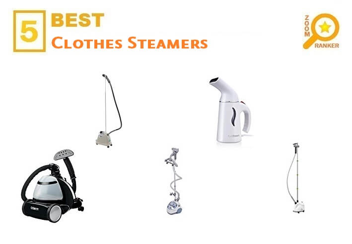 [2019] Best Clothes Steamers