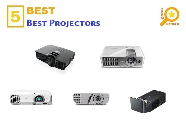 The Best Projectors for 2018 - Projectors Review