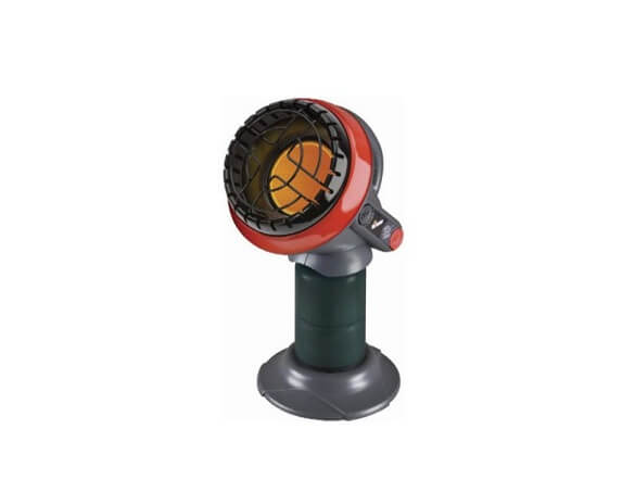 The Mr. Heater F215100 MH4B Little Buddy Propane Heater