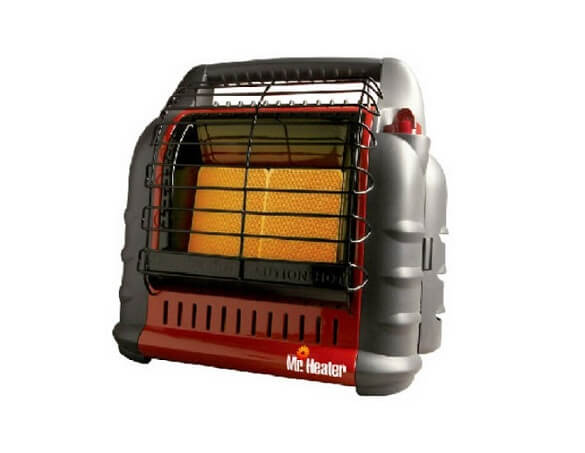 The Mr. Heater MH18B Propane Heater
