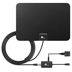 The 1byone Amplified HDTV Antenna - Best Indoor Antenna