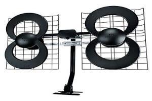 The ClearStream C4-CJM HDTV Antenna - Best Indoor/Outdoor Antenna