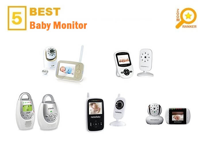 Best Baby Monitors 2018 (Updated 2019)