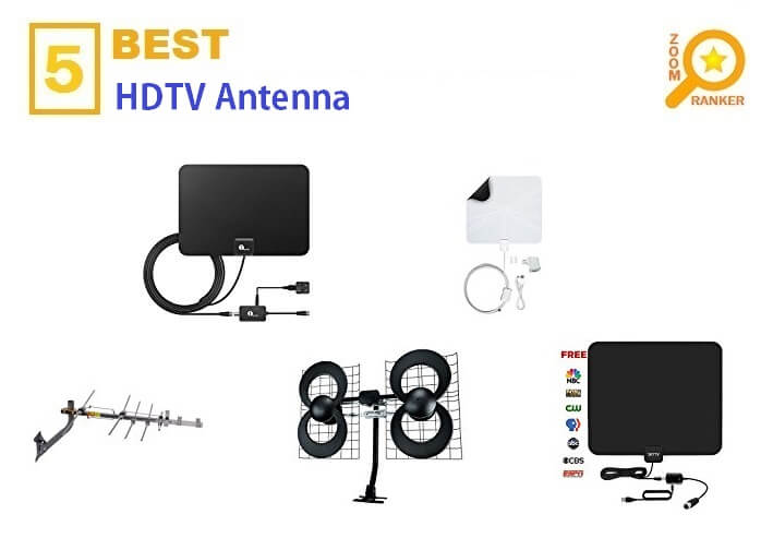 Best HDTV Antennas 2018 (Updated 2019)