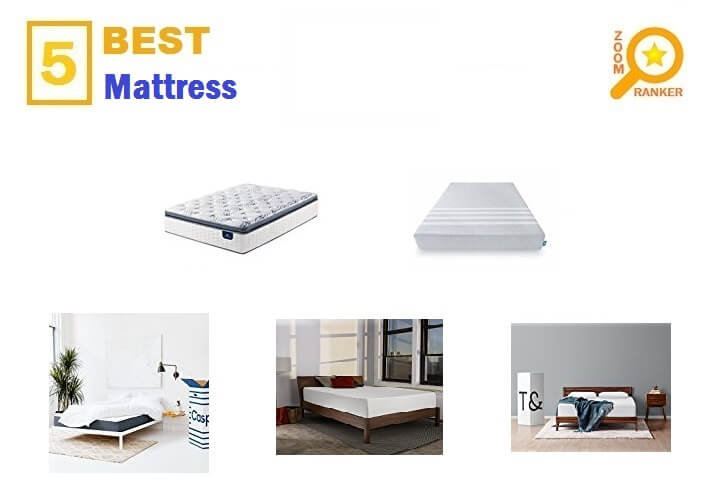 The Best Mattress for 2018 - Mattress Reviews