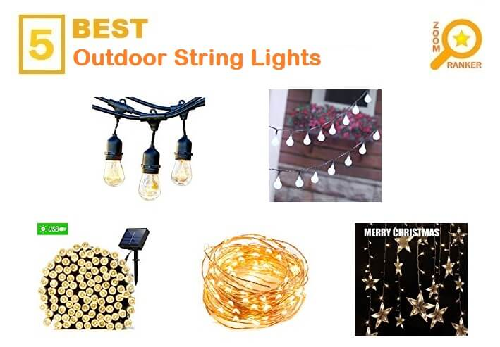The Best Outdoor String Lights For 2018 - String Lights Review