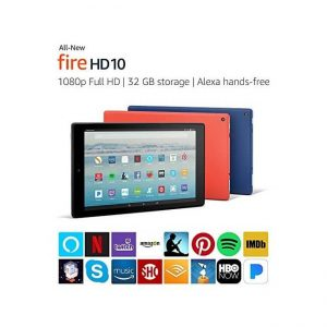 The Amazon Fire HD 10