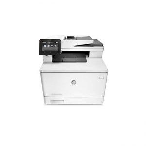 The HP LaserJet Pro M477fdw