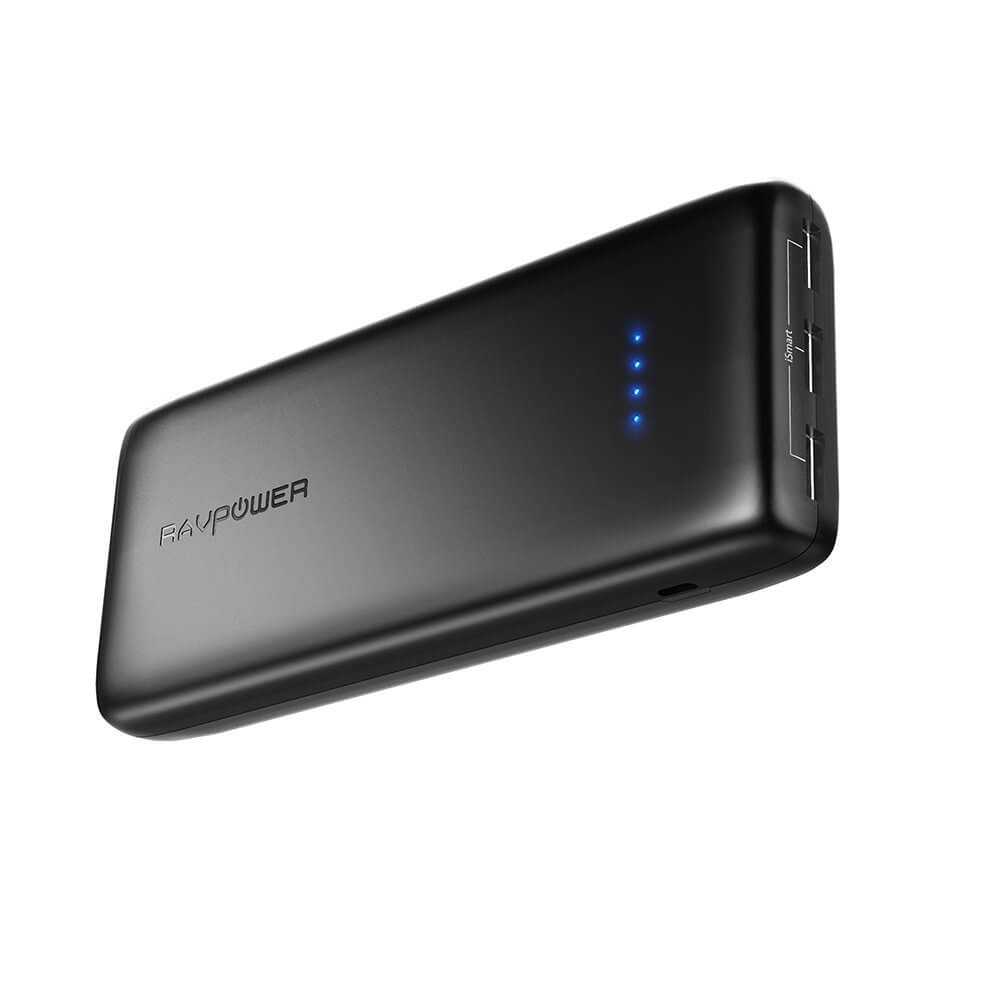 The RAVPower 22000 Portable Charger