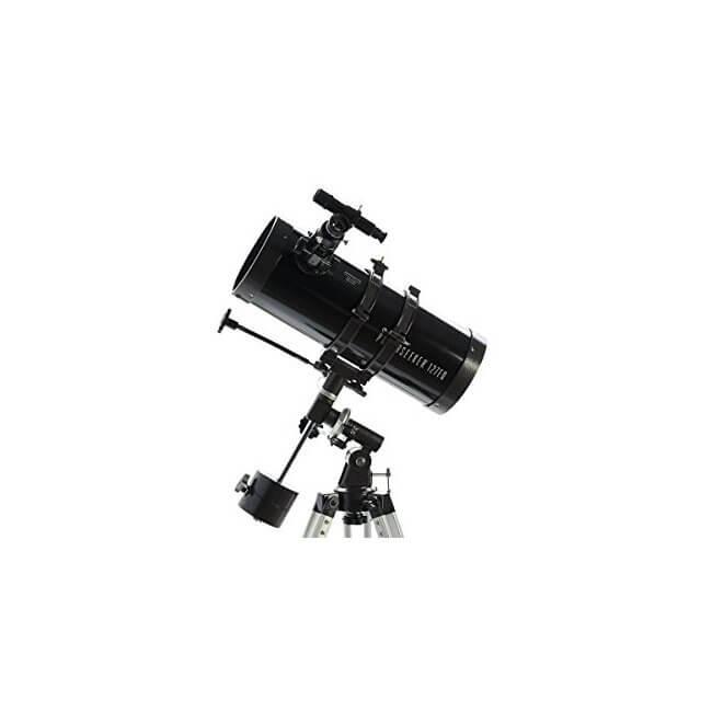 The Celestron 127EQ PowerSeeker Telescope - Best Budget Option