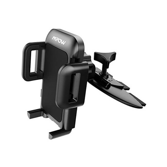 The Mpow Car Phone Mount