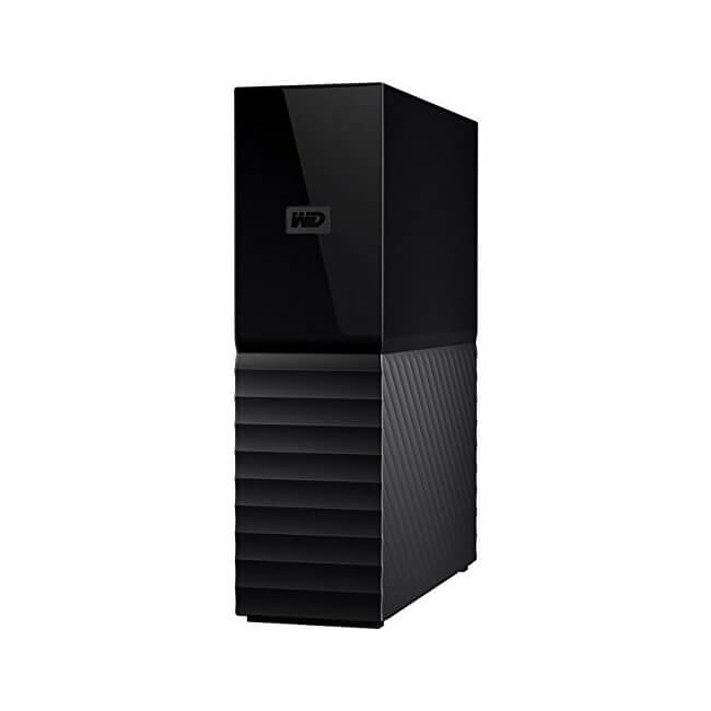 The Western Digital My Passport 8TB