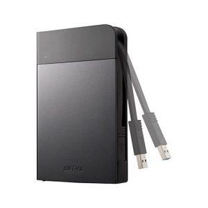 The Buffalo MiniStation Extreme NFC 1TB
