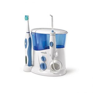 The Waterpik Complete Care Water Flosser and Sonic Toothbrush