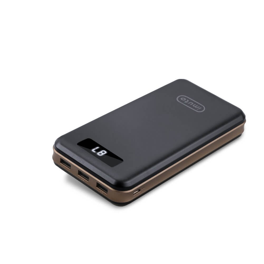 The iMuto 30000mAh Portable Charger