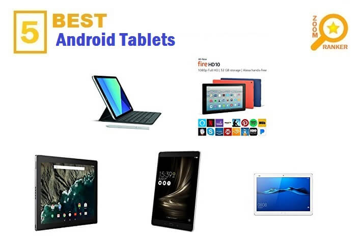 Best Android Tablets 2018 (Updated 2019)