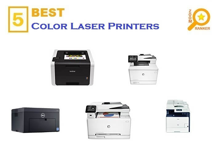 Best Color Laser Printers 2018 (Updated 2019)