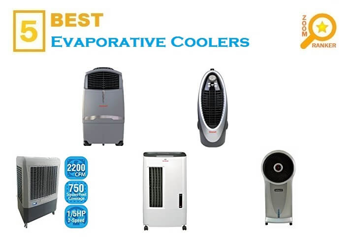 The Best Evaporative Coolers for 2018 - Evaporative Coolers Reviews
