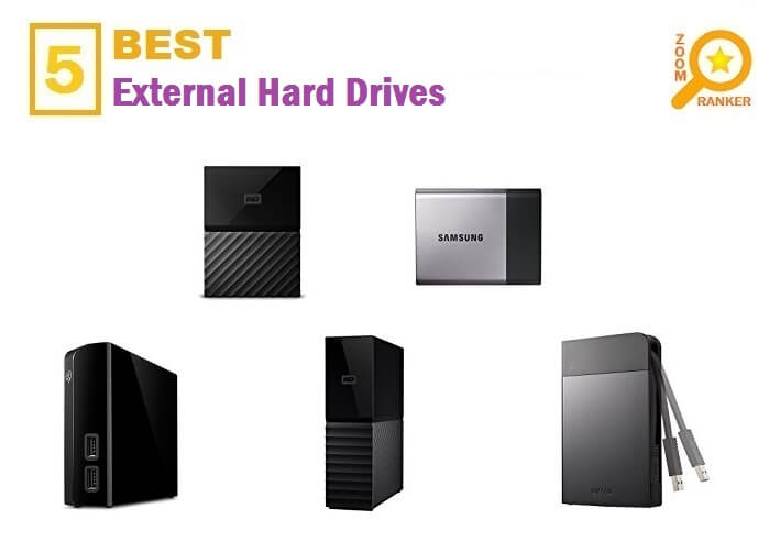 Best External Hard Drives 2018 (Updated 2019)