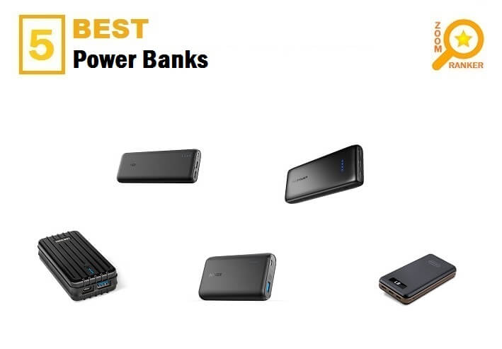 The Best Power Banks for 2018 - Power Banks Reviews