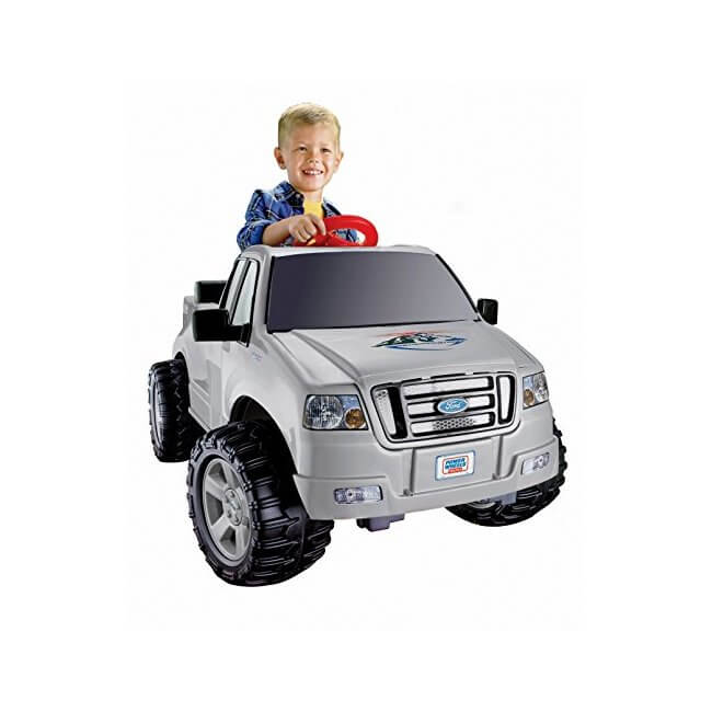 The Power Wheels Ford Lil' F-150
