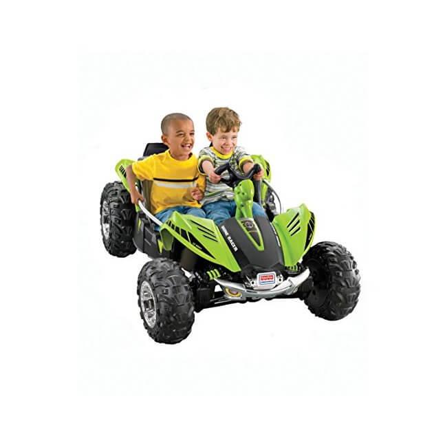 The Power Wheels Dune Racer