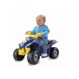 The Power Wheels Lil' Quad