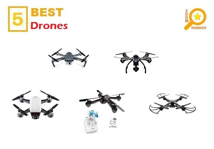 The Best Drones for 2018 – Drones Review
