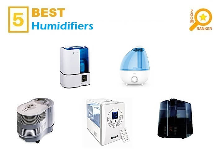 The Best Humidifiers for 2018 - Humidifier Reviews