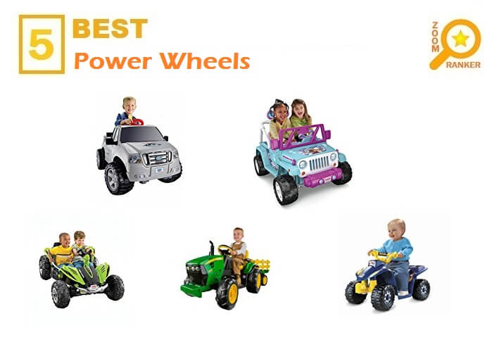 Reviews of the Best Affordable Power Wheels to Buy 2019