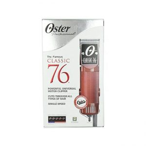 The OSTER Classic 76 Clipper