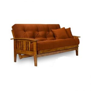 The Westfield Wood Futon Frame