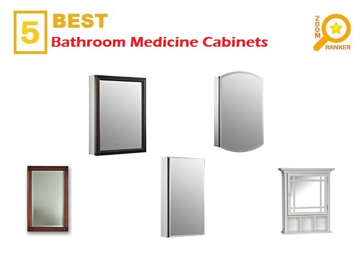 Best Bathroom Medicine Cabinets 2018 - Medicine Cabinets Reviews