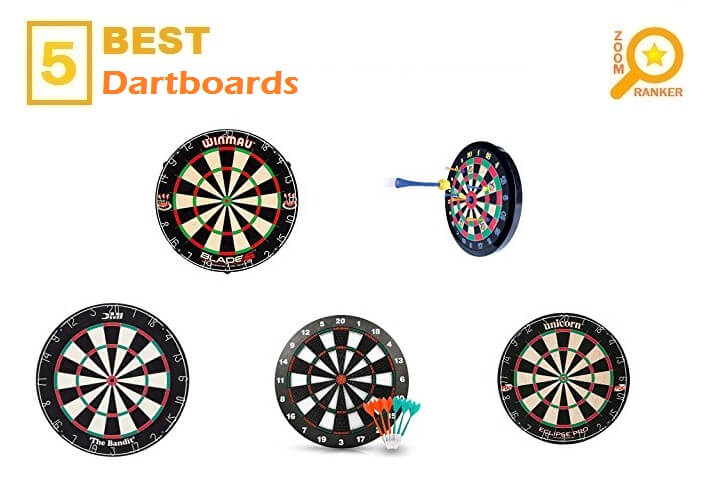 The Best Dartboards for 2018 - Dartboard Reviews